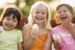 Benefícios do sorvete para saúde